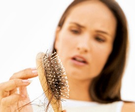 Diabetes and hair loss